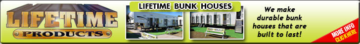 Lifetime Products - Bunkhouses that LAST