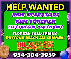 RIDE HELP WANTED