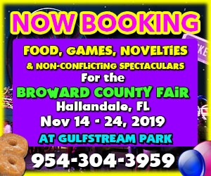 Now Booking Food, Games, Rides for select dates!