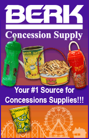 Berk Concession Supply is the number one source for concession supplies.  Call 800-323-3547 or visit www.berkconcessionsupply.com for more information.  Lemonade Cups and much more!