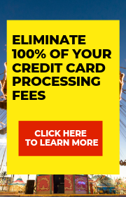 Eliminate Credit Card processing fees through Total Payment Solutions!  Call 919-608-1195 to learn more!