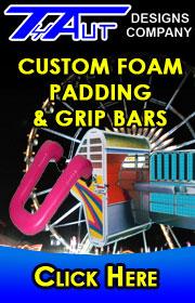 TYAUT Designs - Lap Bar Refurbishment & Grip Bars