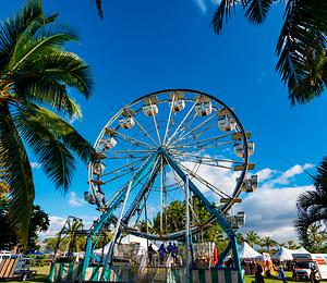 Hawaii's EK Fernandez Shows finds success with cashless midway
