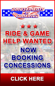AMUSEMENTS OF AMERICA IS NOW HIRING & BOOKING for the 2018 season!  Employment Inquiries call 