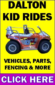 DALTON KID RIDES-HAMPTON PARTS, VEHICLES, FENCING