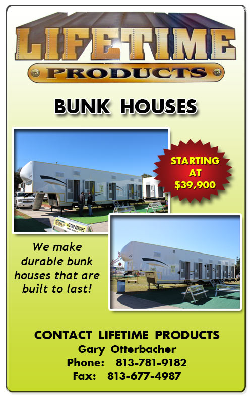 Lifetime Products Bunk Houses