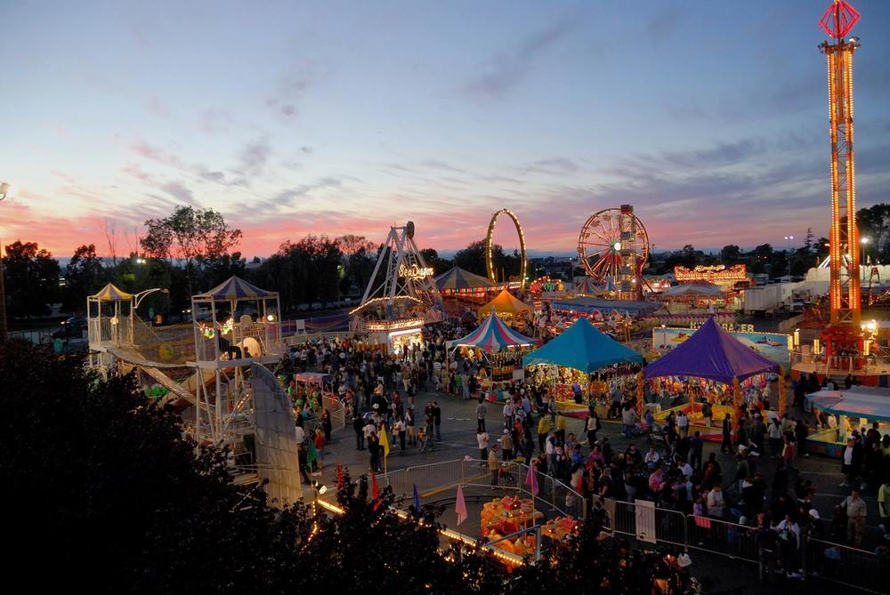 San Mateo County Fair Celebrating The Best Of The Bay
