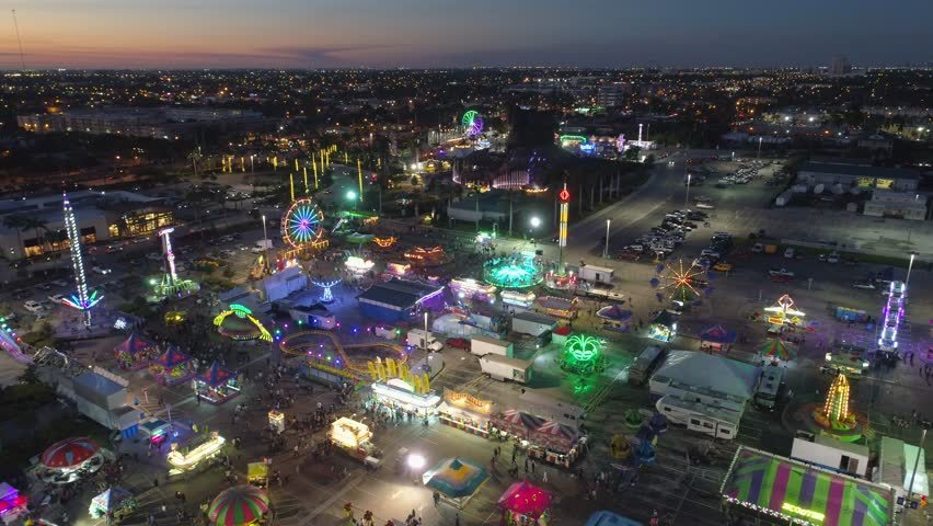 Broward County Fairgrounds Halloween Events 2020 With High Hopes, Florida' Broward County Fair Returns to