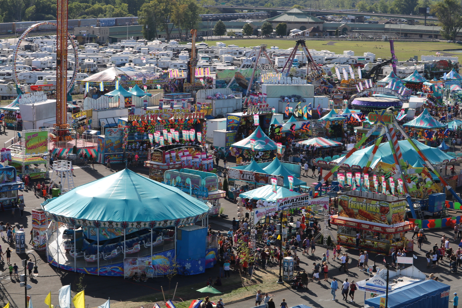 NY  cancels state fair due to coronavirus