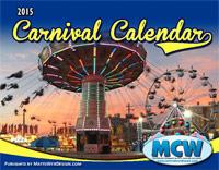 2015 Carnival Photo Calendar