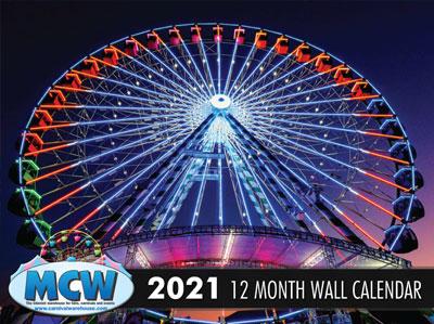 2021 Carnival Photo Calendar
