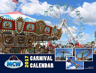 2017 Carnival Photo Calendar