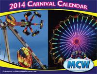 2014 Carnival Photo Calendar